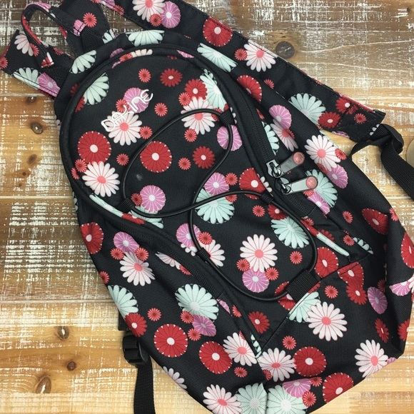 8258e7300ca9 Dakine Floral Mini Backpack